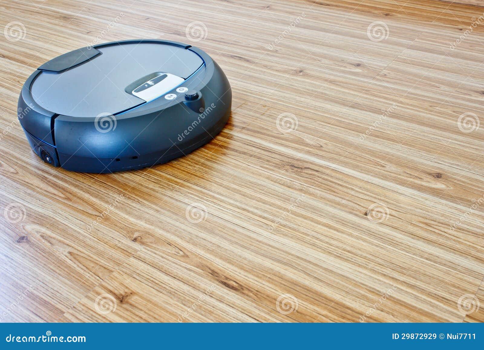 Floor washing robot 3