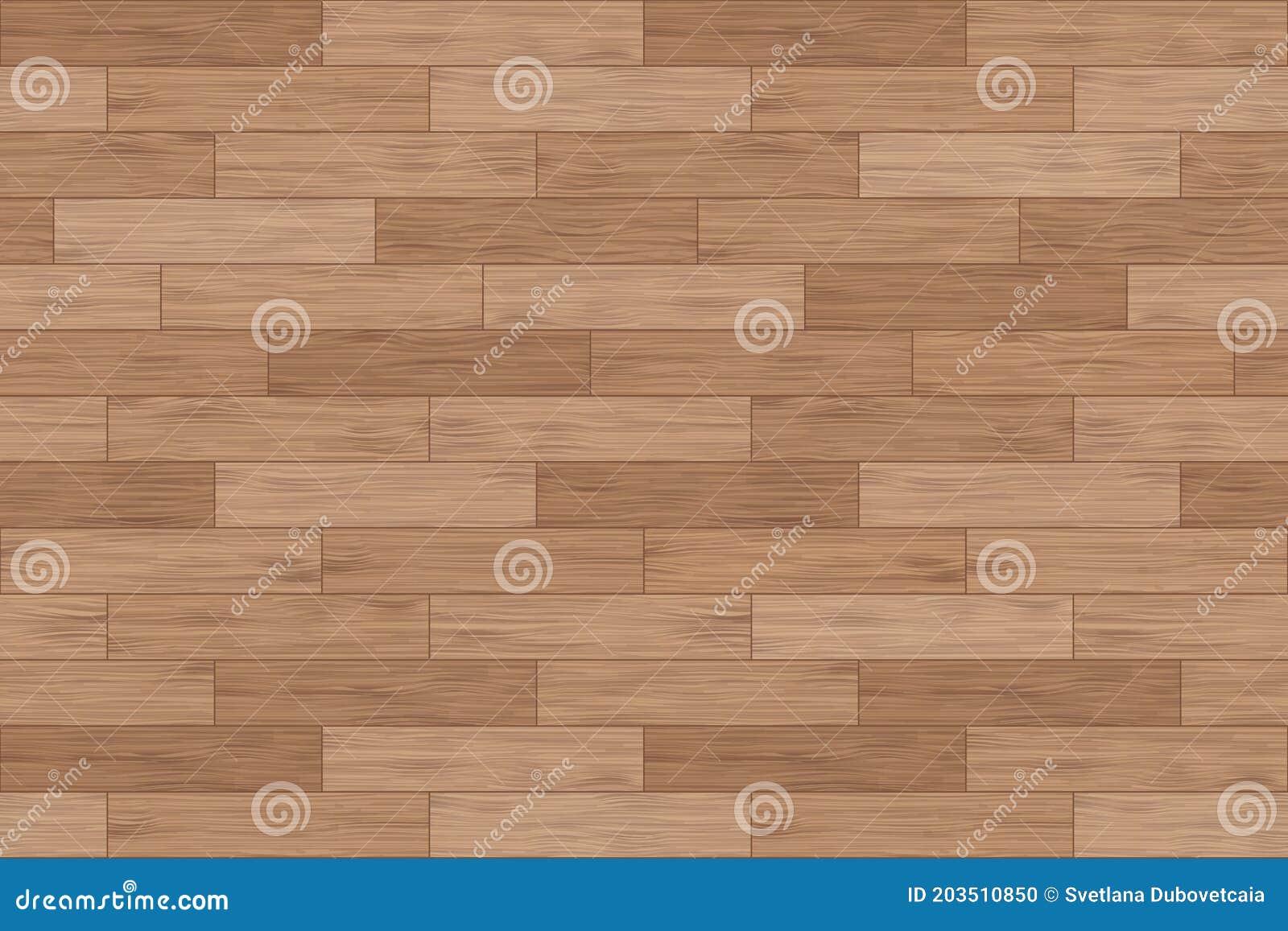 Floor Wood Parquet. Flooring Wooden Seamless Pattern. Design ...