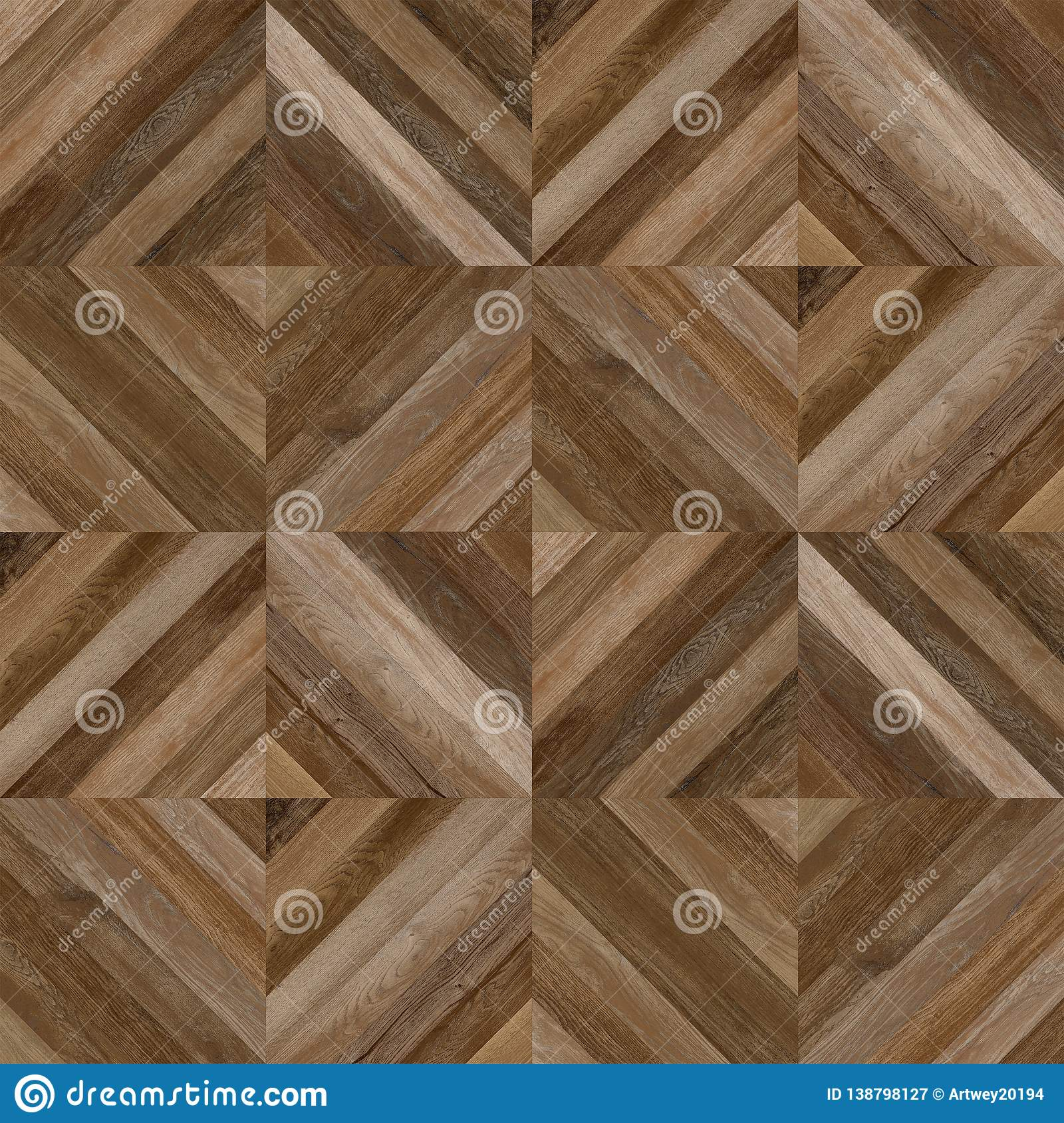Floor Wood Pattern Tile Texture Stock Image Image Of Background Geometric 138798127
