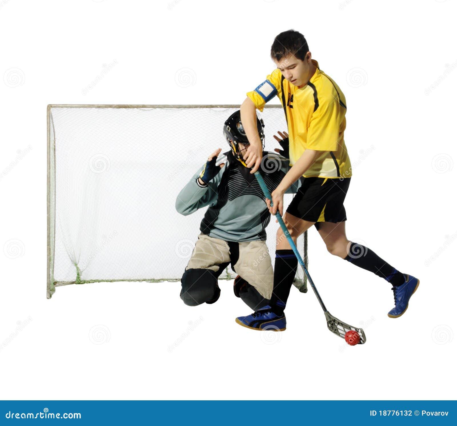 intersport unihoc player