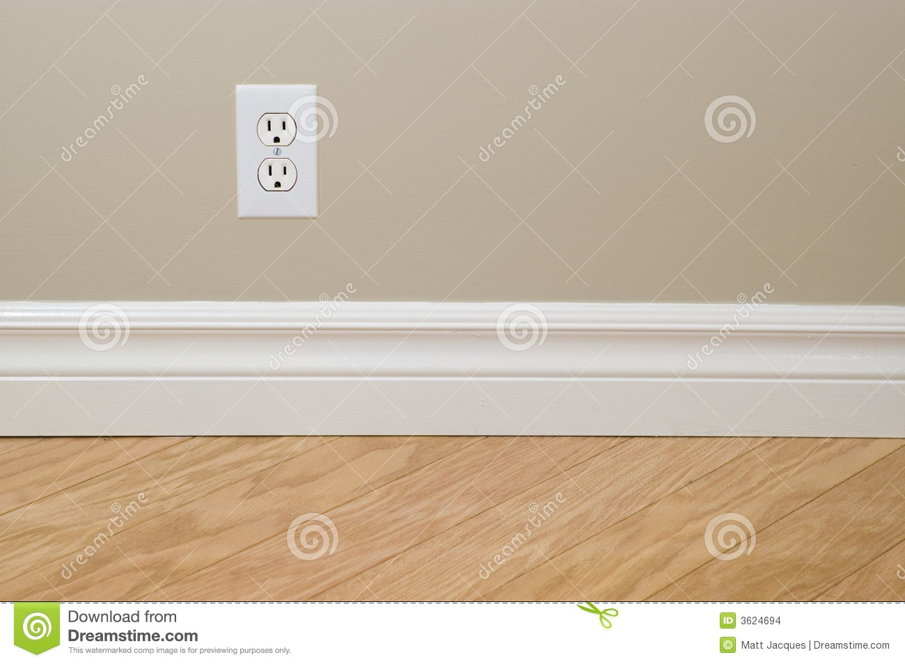 Flooring and wall detail stock images image 3624694 for Zap wood floor cleaner