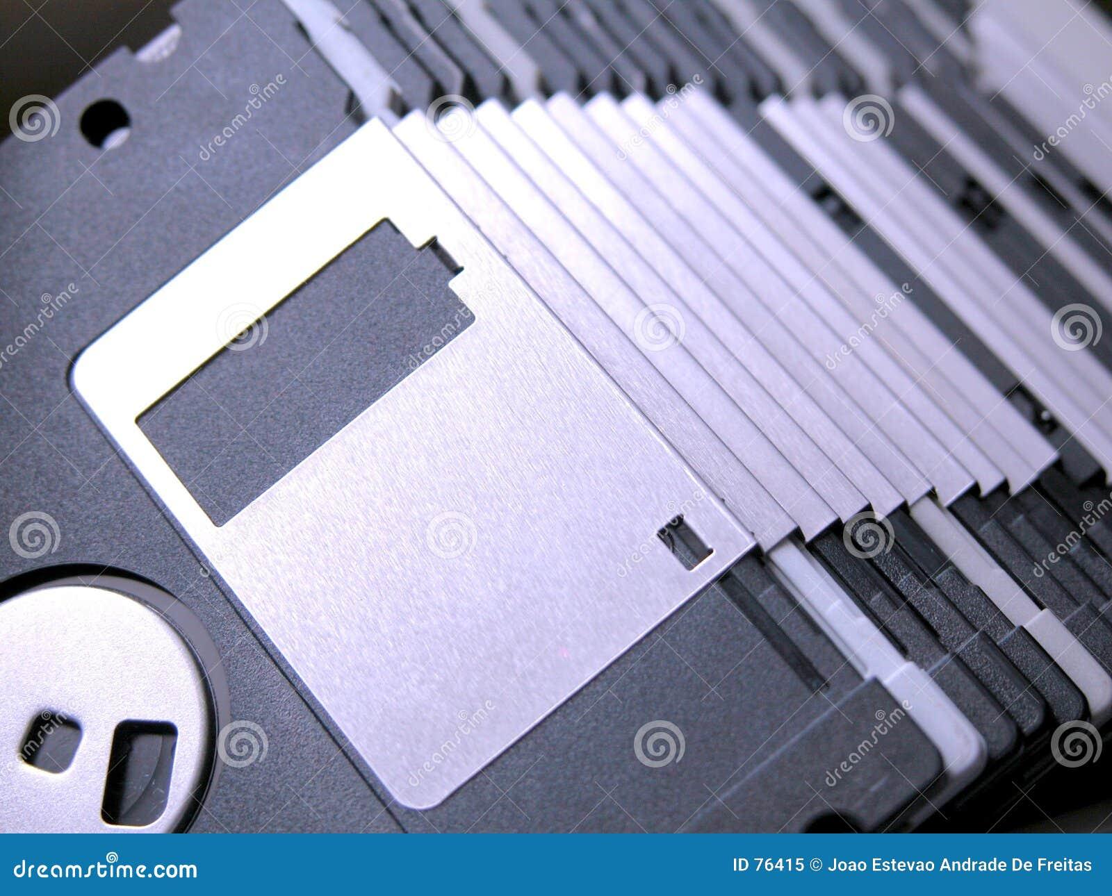 Floppy disck
