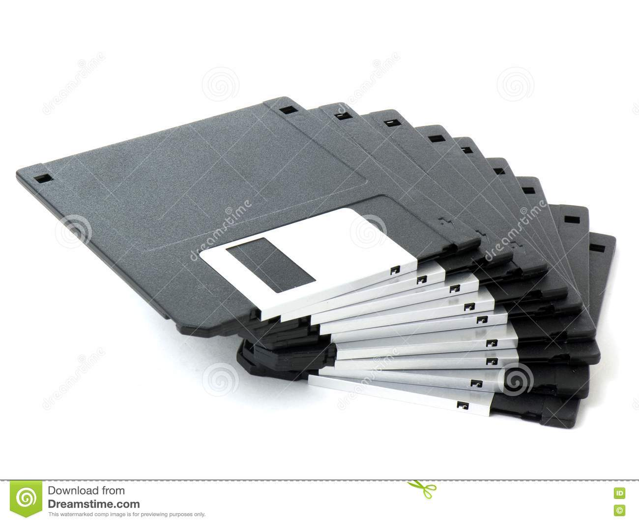 Floppy disks royalty free stock photography image 17838797 - Uses for old floppy disks ...