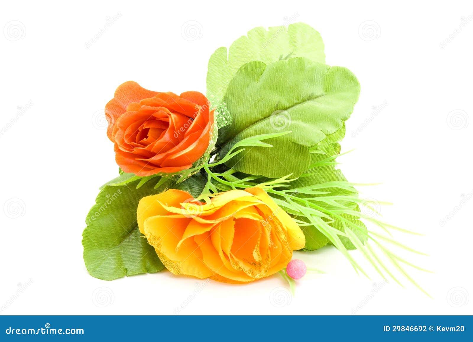 Flor da decoração