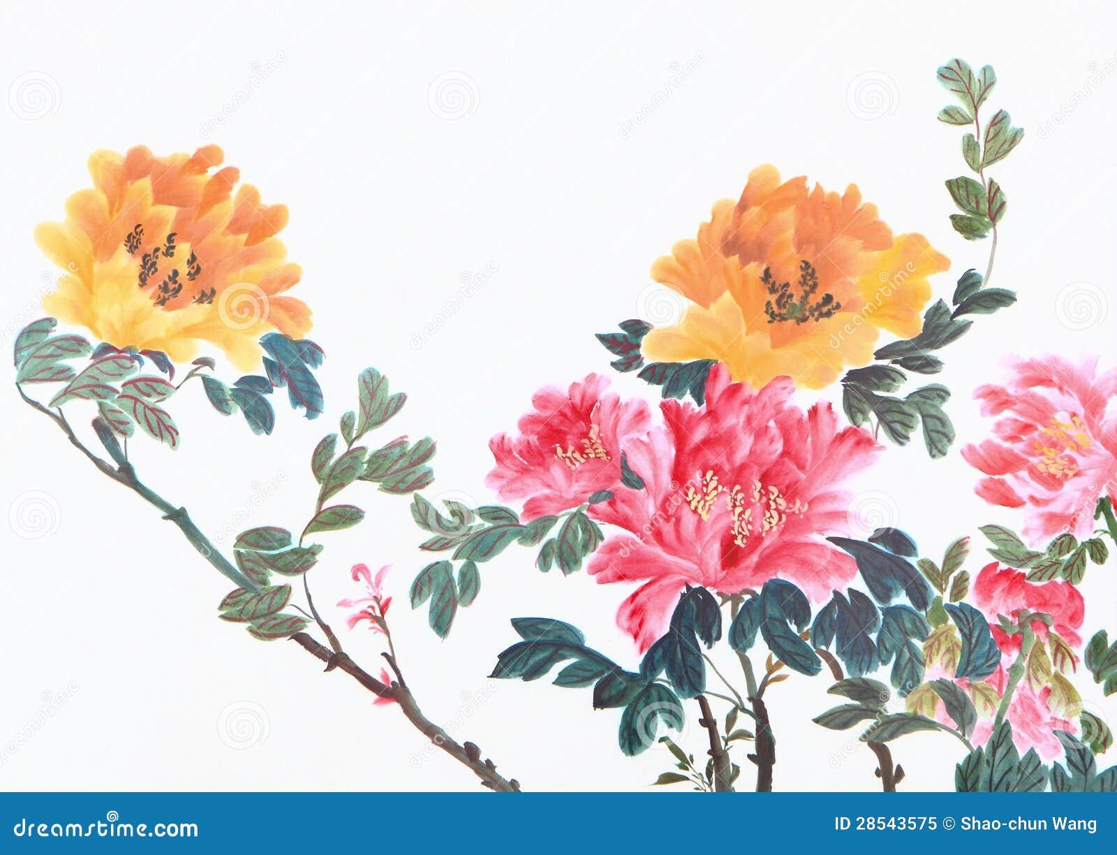 Flor del Peony