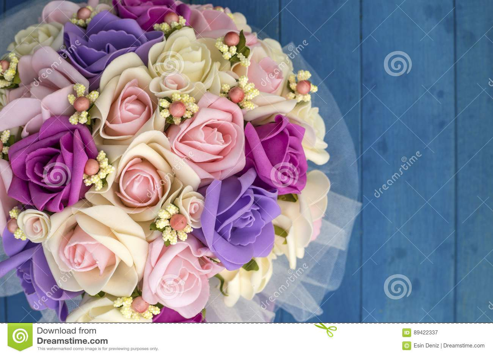 A flor do weddign