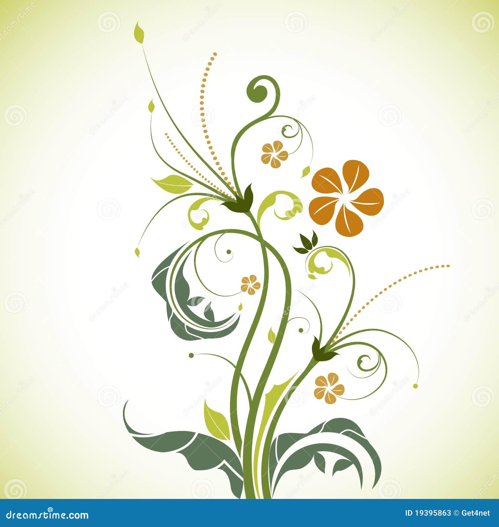 Floral δέντρο