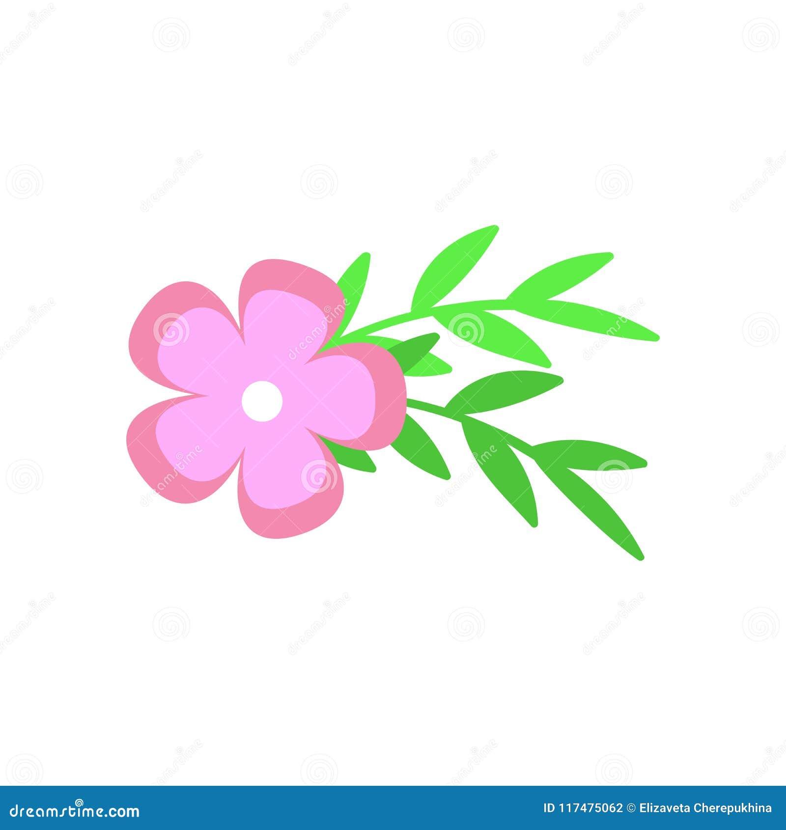 Floral διαιρέτης κειμένων Λουλούδια και φύλλα Σχέδιο ανθοδεσμών για τις γαμήλιες προσκλήσεις ή τις ευχετήριες κάρτες διάνυσμα