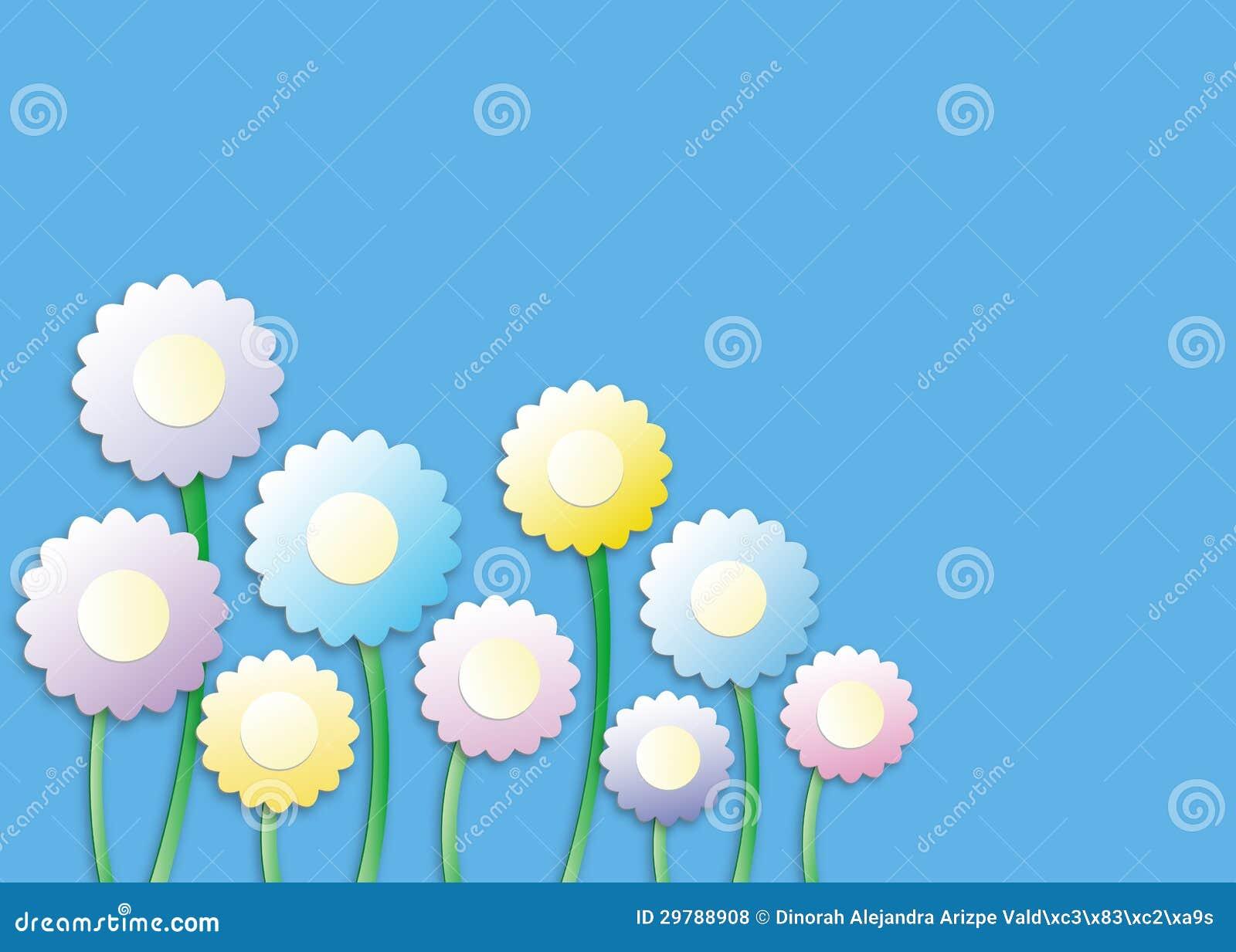 illustration soft floral - photo #34