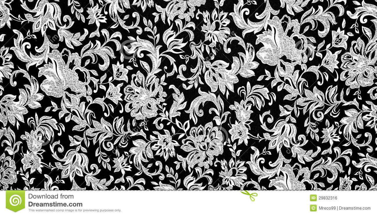 Floral black and white background stock photo image of wallpaper floral black and white background mightylinksfo