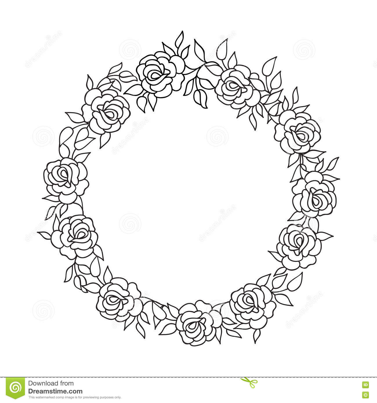 daisy flower garden coloring page