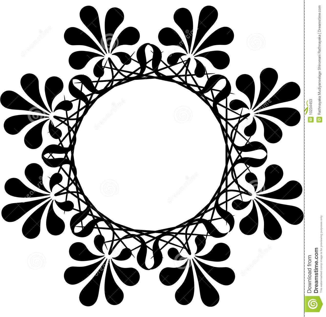floral circle pattern stock illustration illustration of art deco patterns free vector download art deco gatsby pattern vector