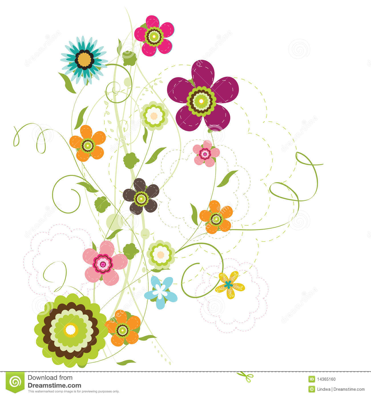 collection of floral design - photo #35