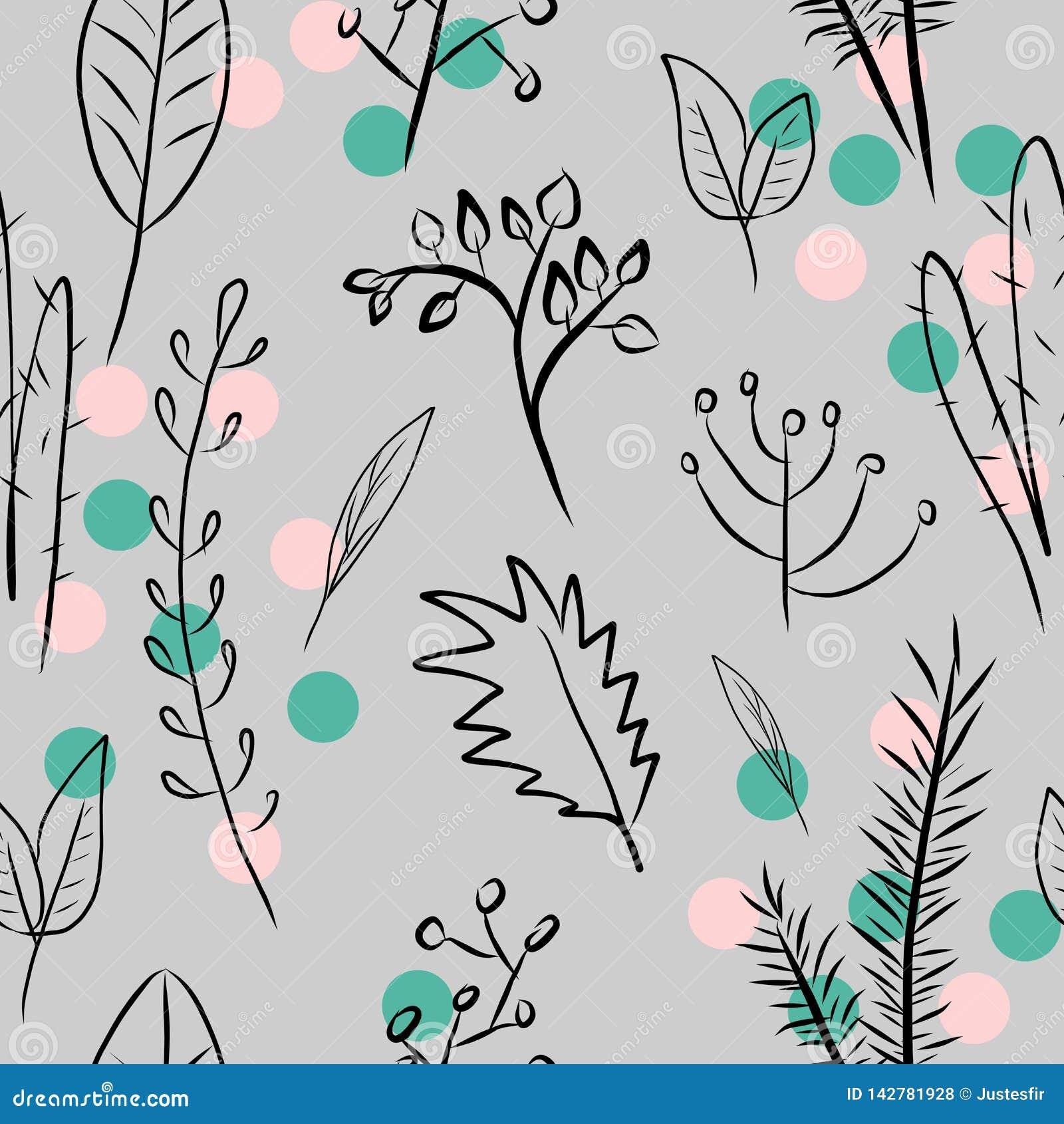 6471 Digital Plants Stock Illustrations Vectors Clipart Dreamstime