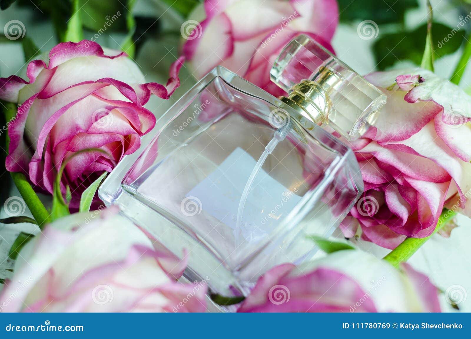 Floral female perfume