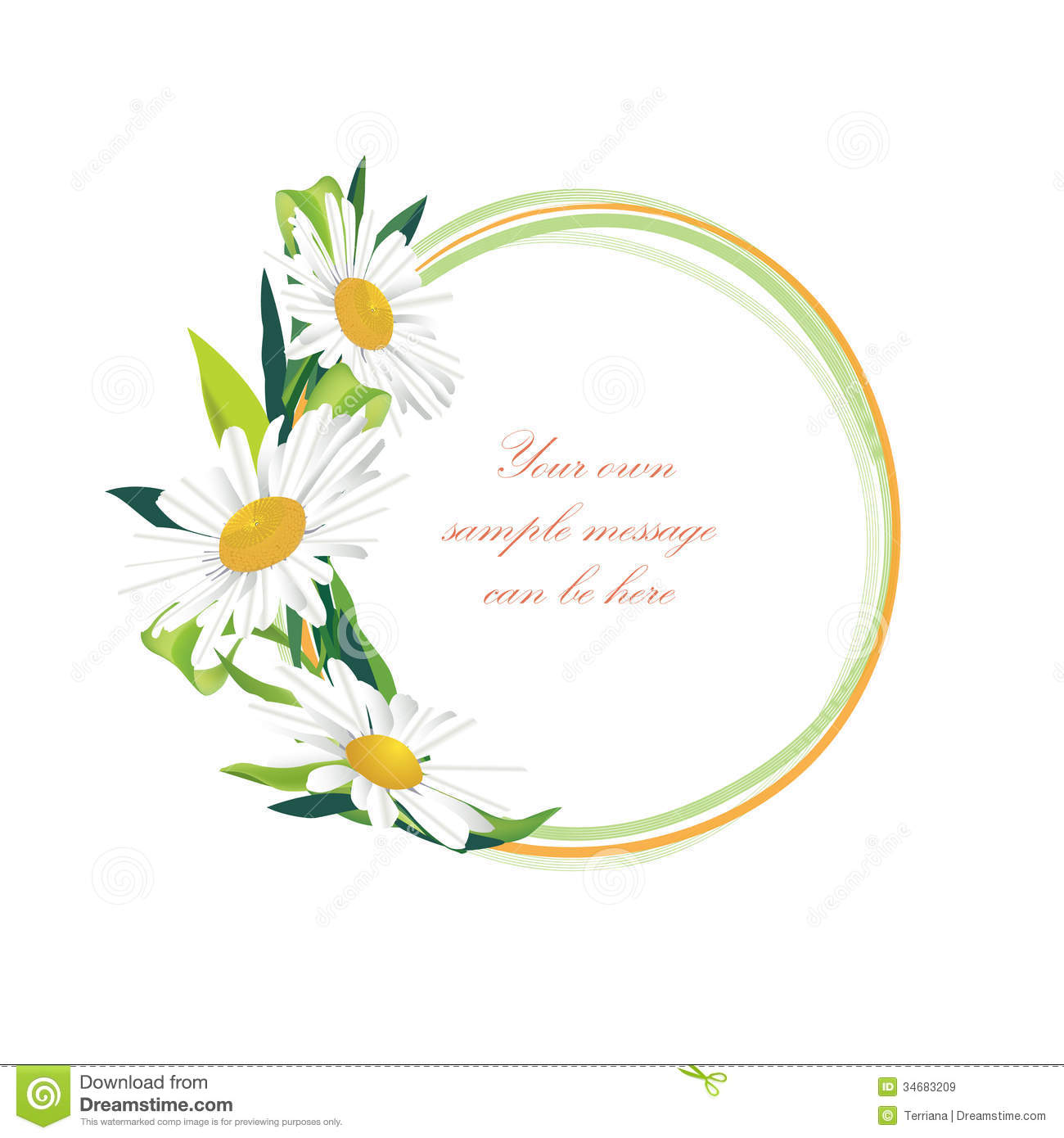 Floral frame set with flower bouquet design floral elements stock download comp m4hsunfo
