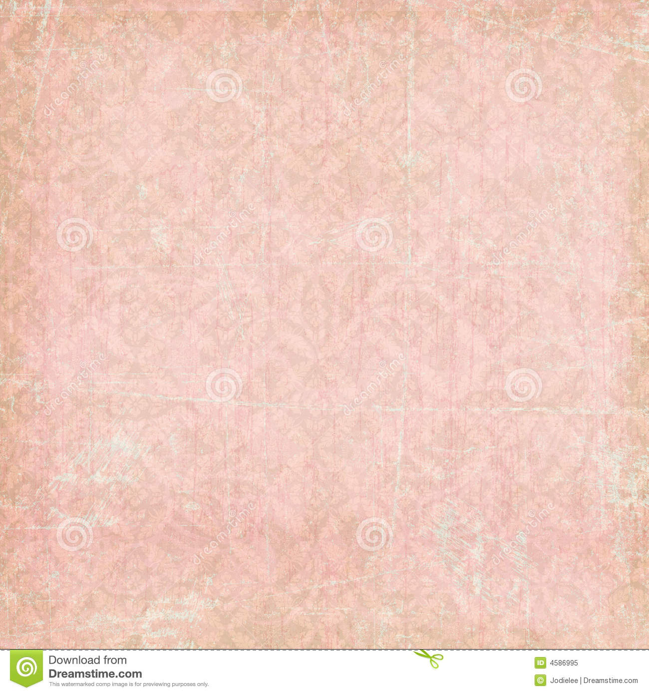 floral gypsy bohemian style background royalty free stock
