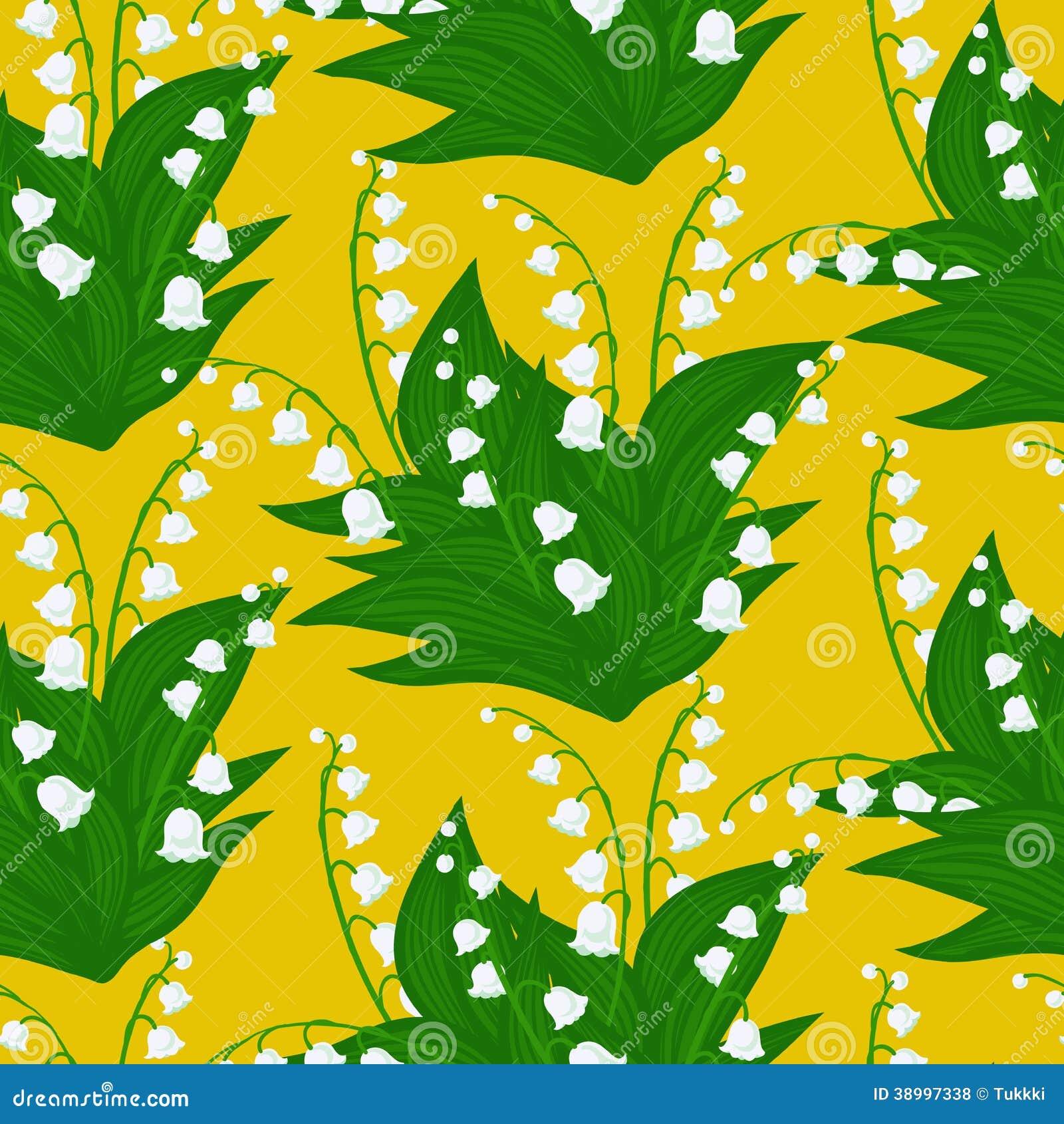 free vintage pattern lily