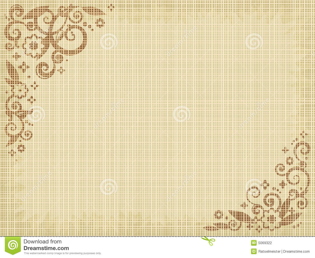 floral print canvas background stock vector illustration of burlap