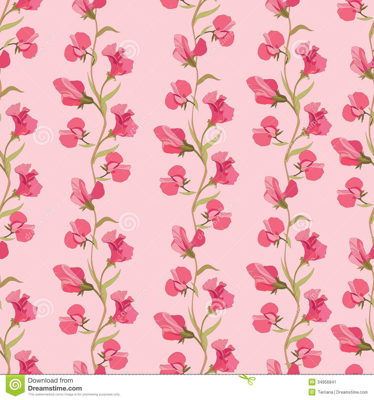 seamless floral background - photo #47