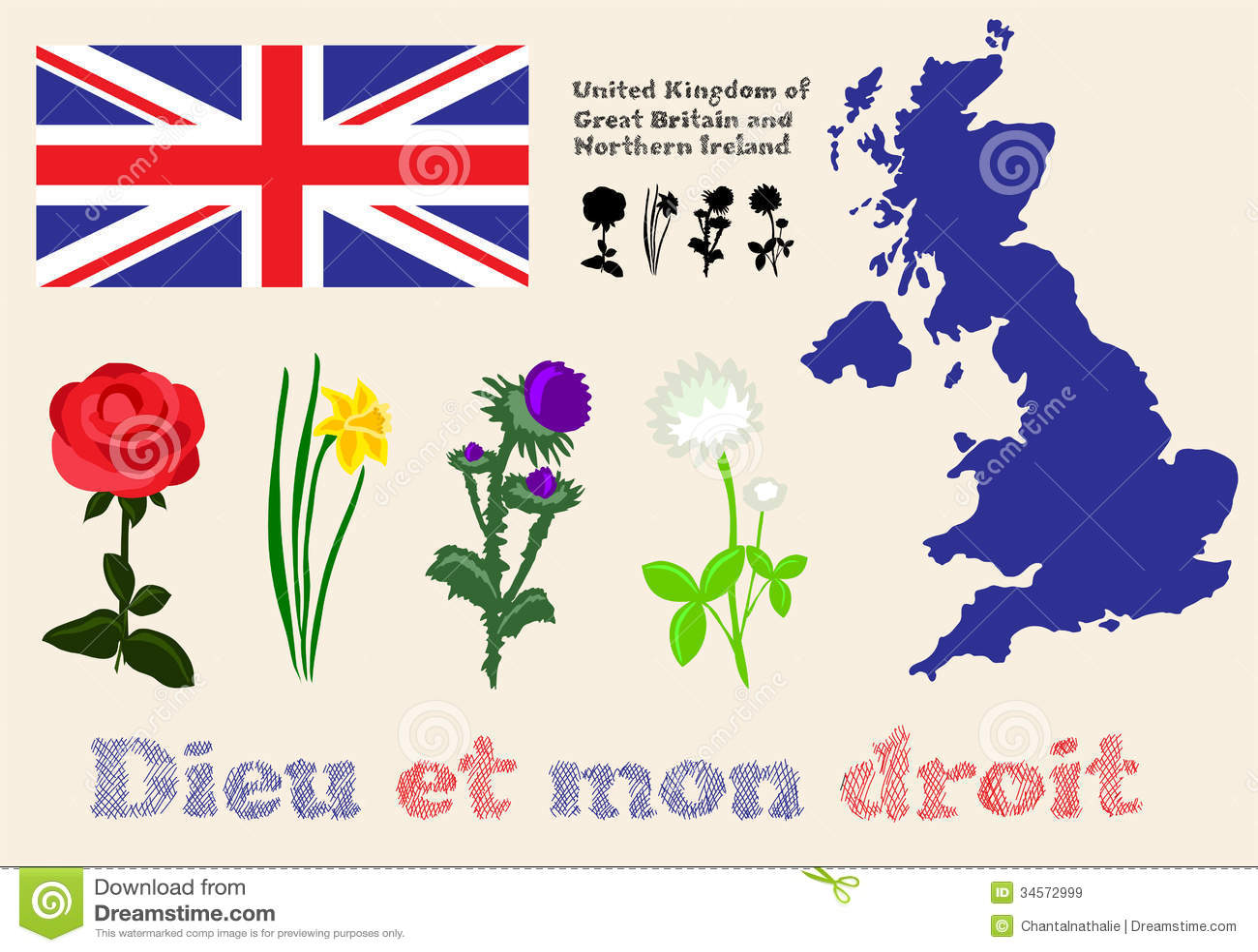 Great britain symbols buycottarizona