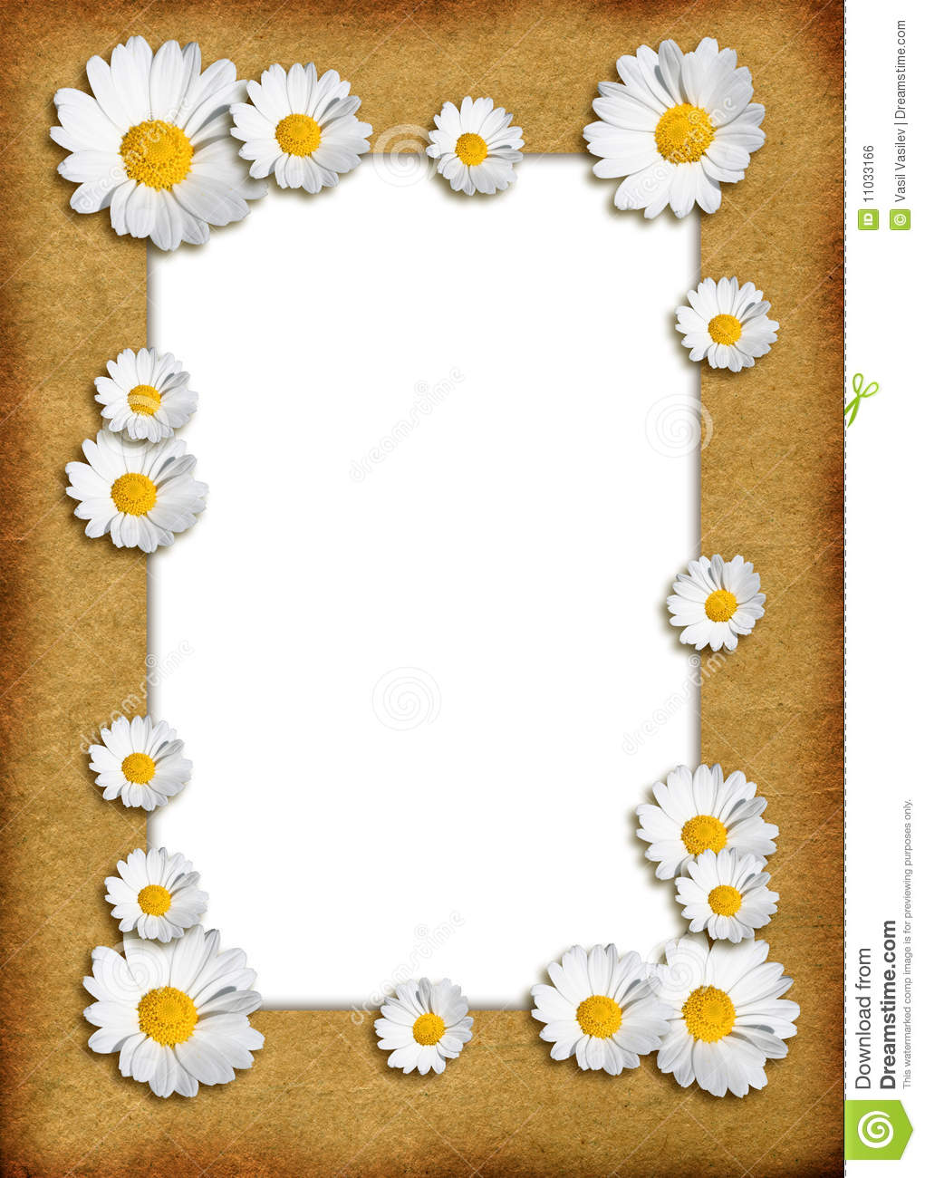 floral template stock photo image of plant beauty creative 11033166