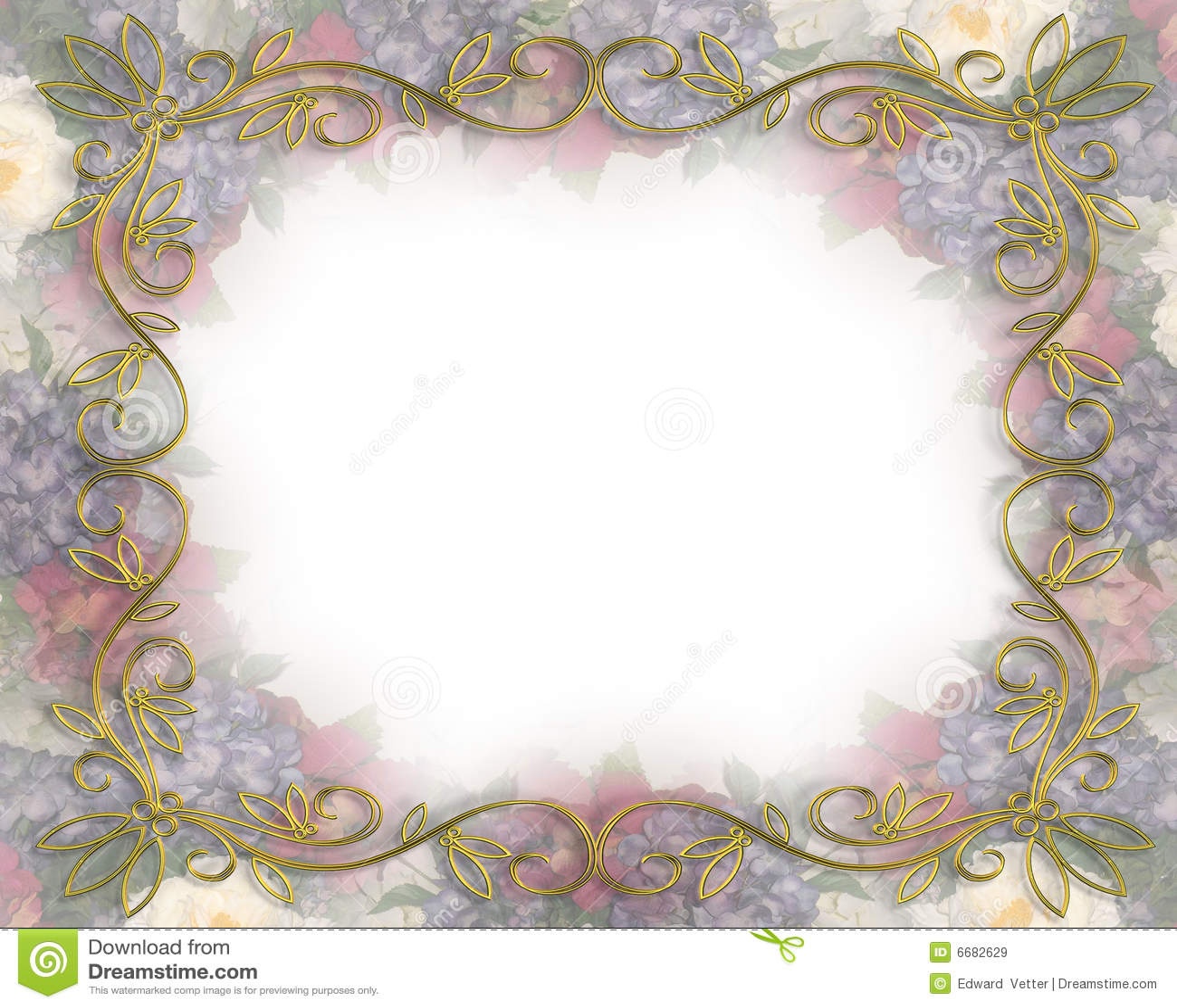Hydrangea Invitations is perfect invitation example
