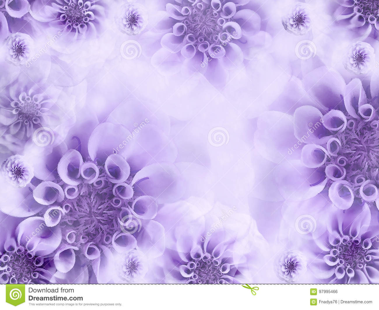 floral white-violet beautiful background. wallpapers of light purple