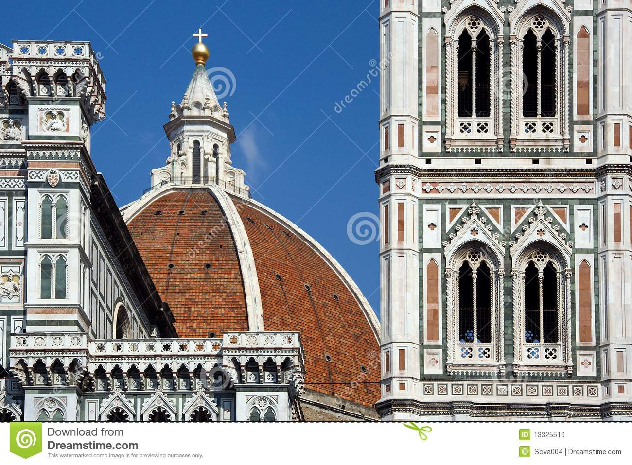 Florence Dome: Florence Dome Stock Photo. Image Of Exterior, History