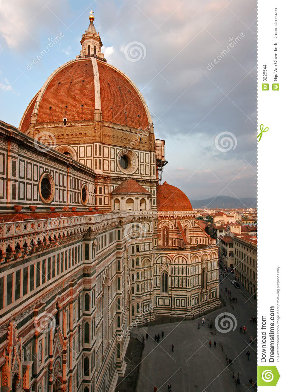 Florence Duomo and square