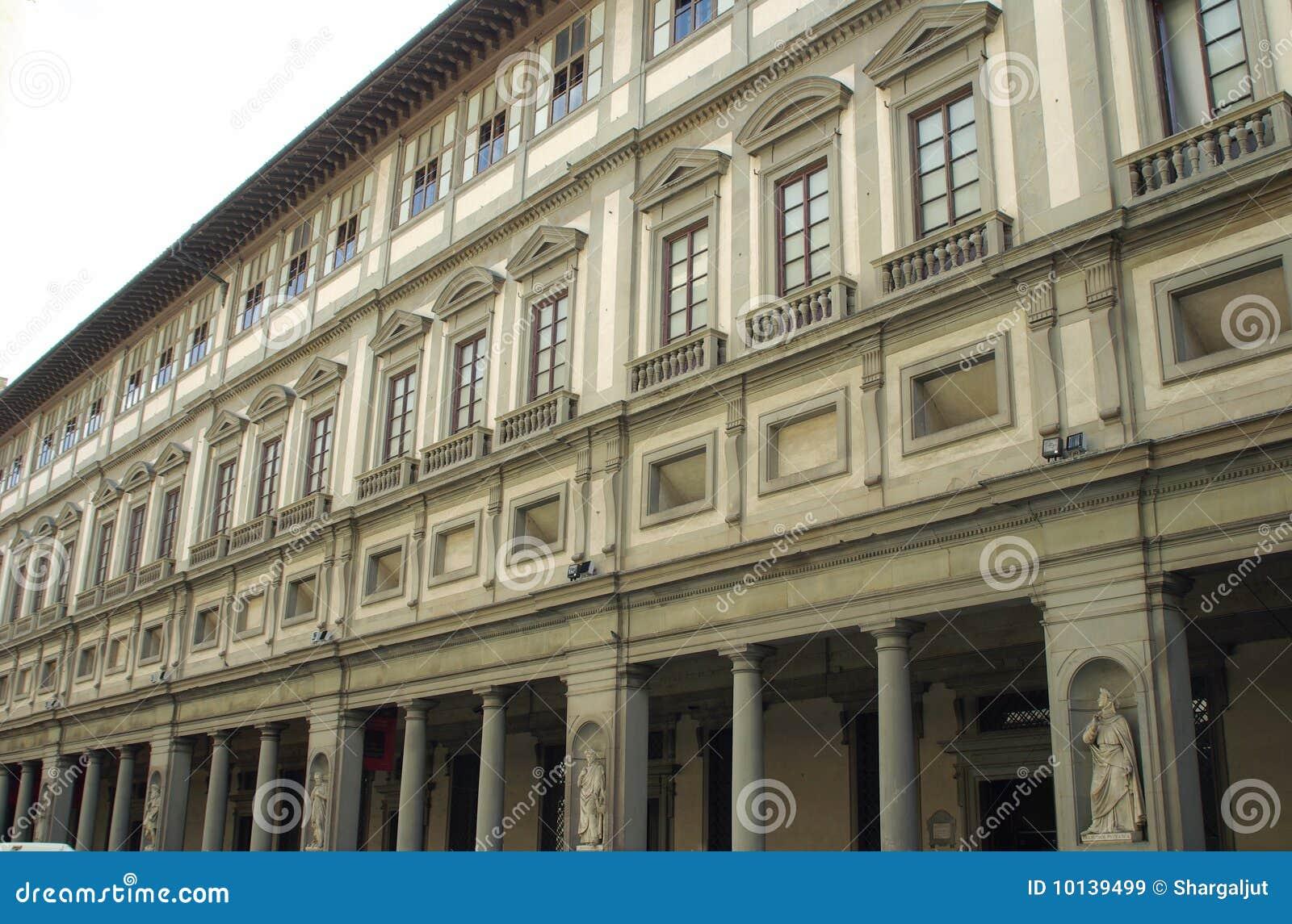 Florence galleriitaly uffizi