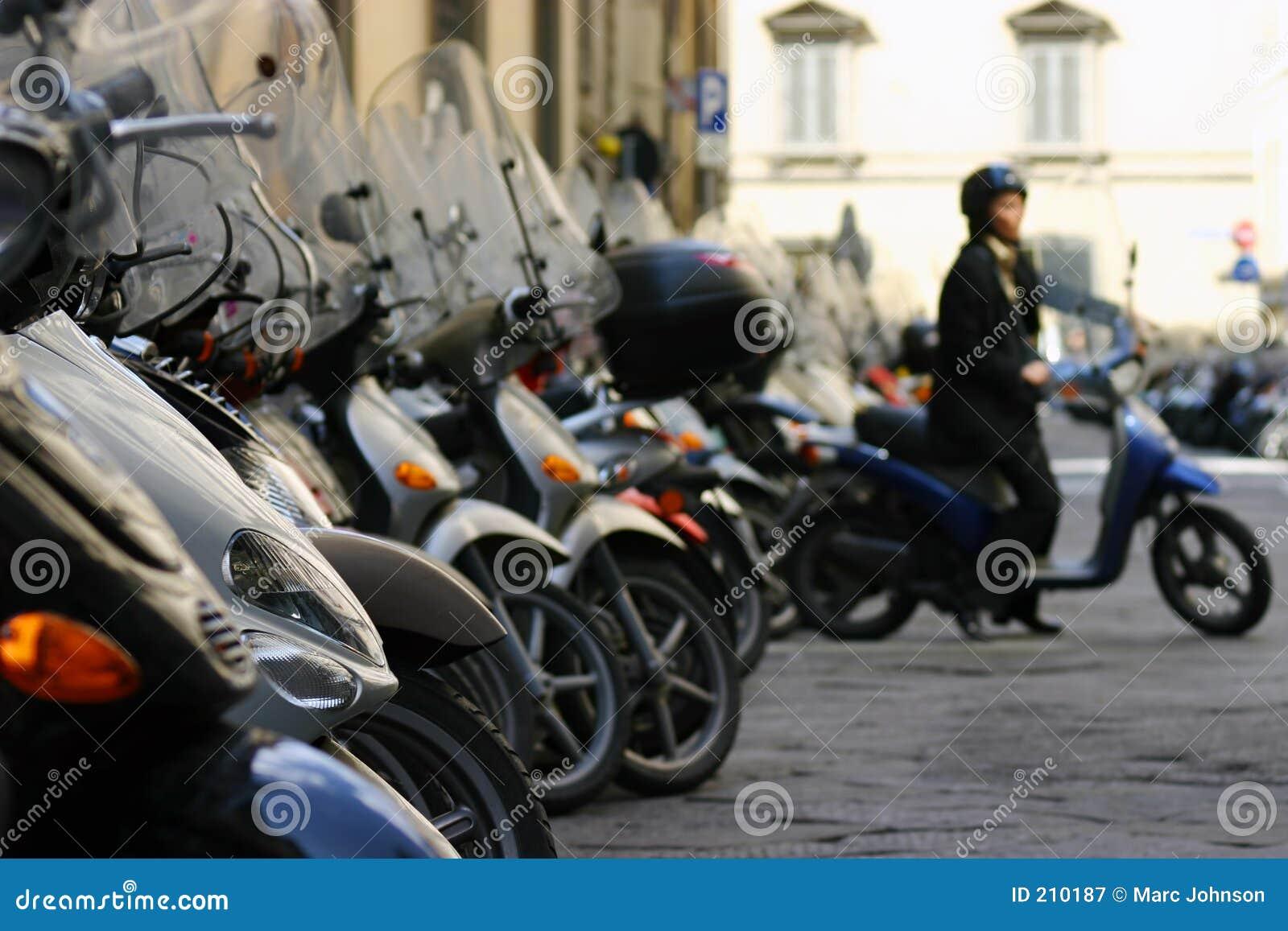 Florence ii motorowerów