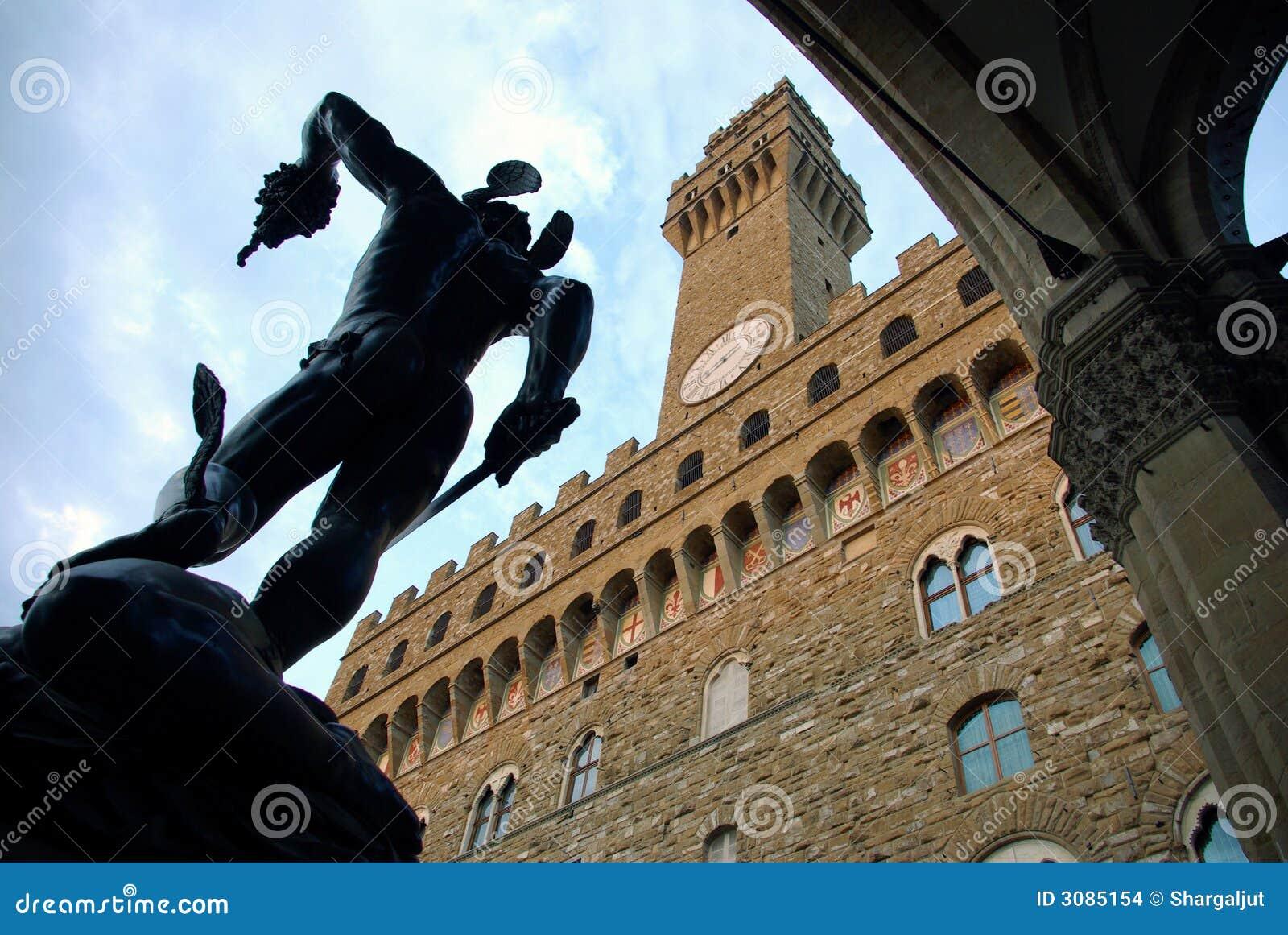 Florence italy palvecchio