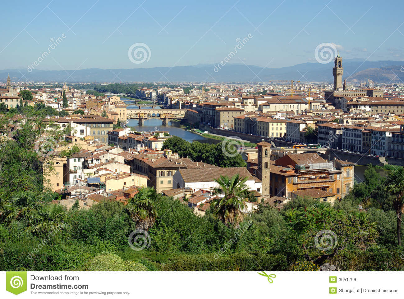 Florence italy sikt