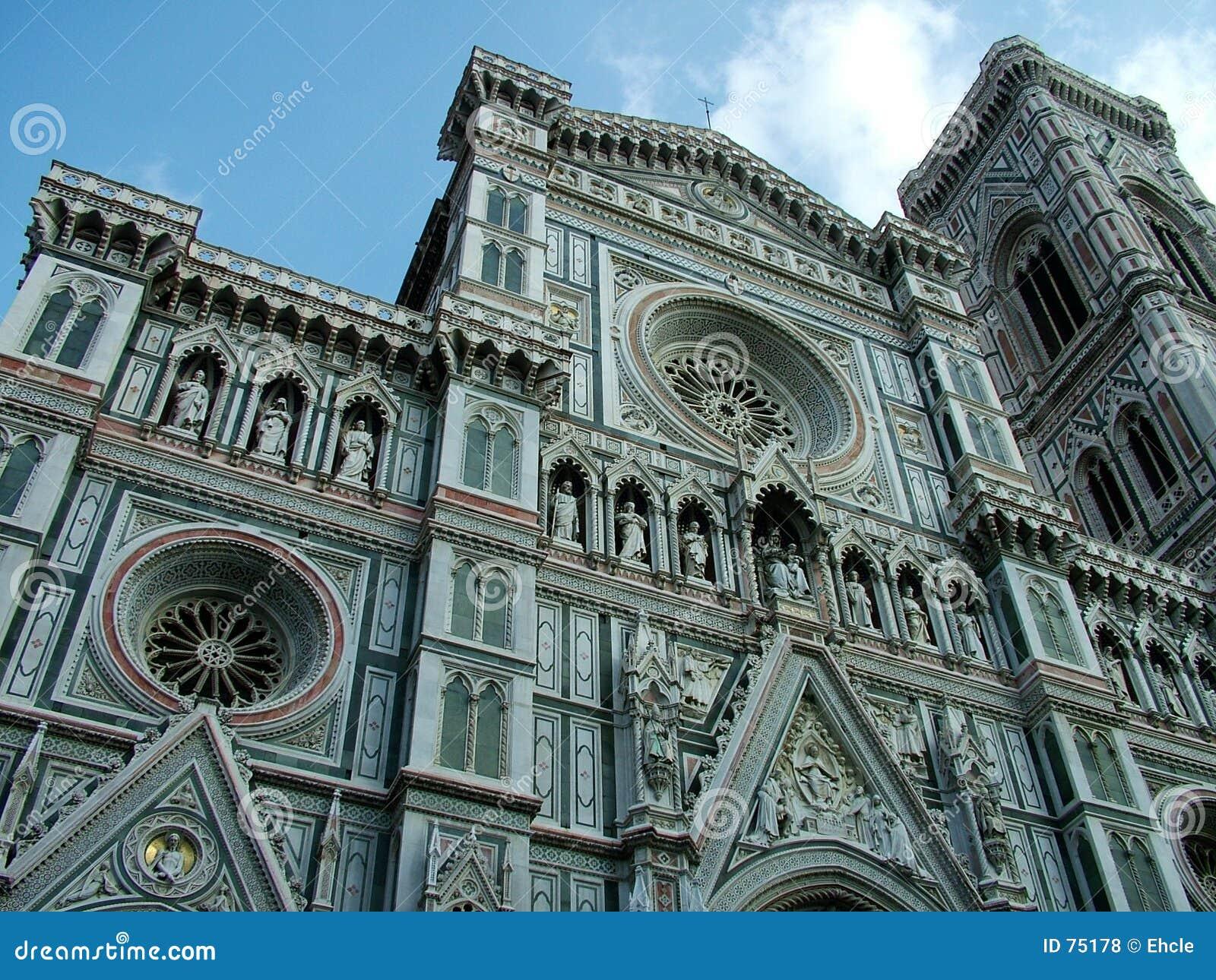 Florence kościoła