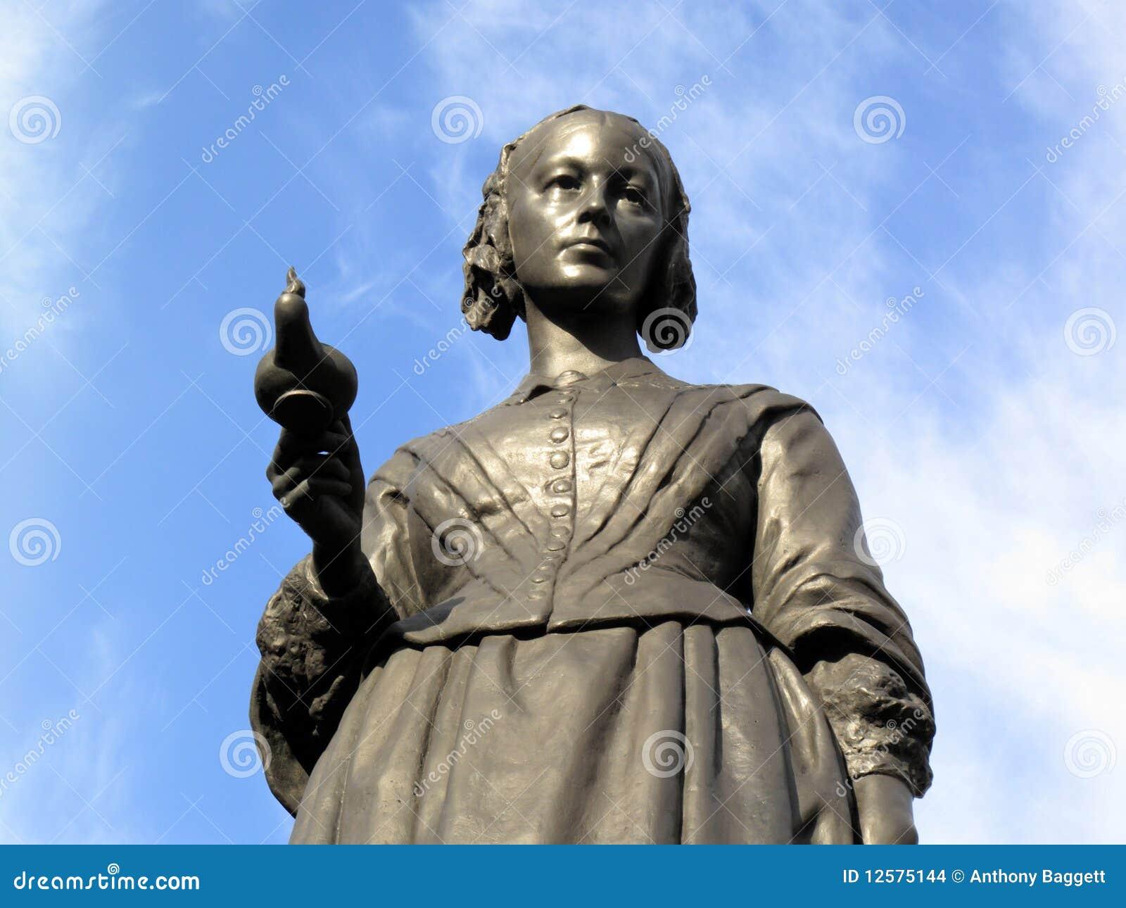 Florence Nightingale Statue Stock Images Image 12575144