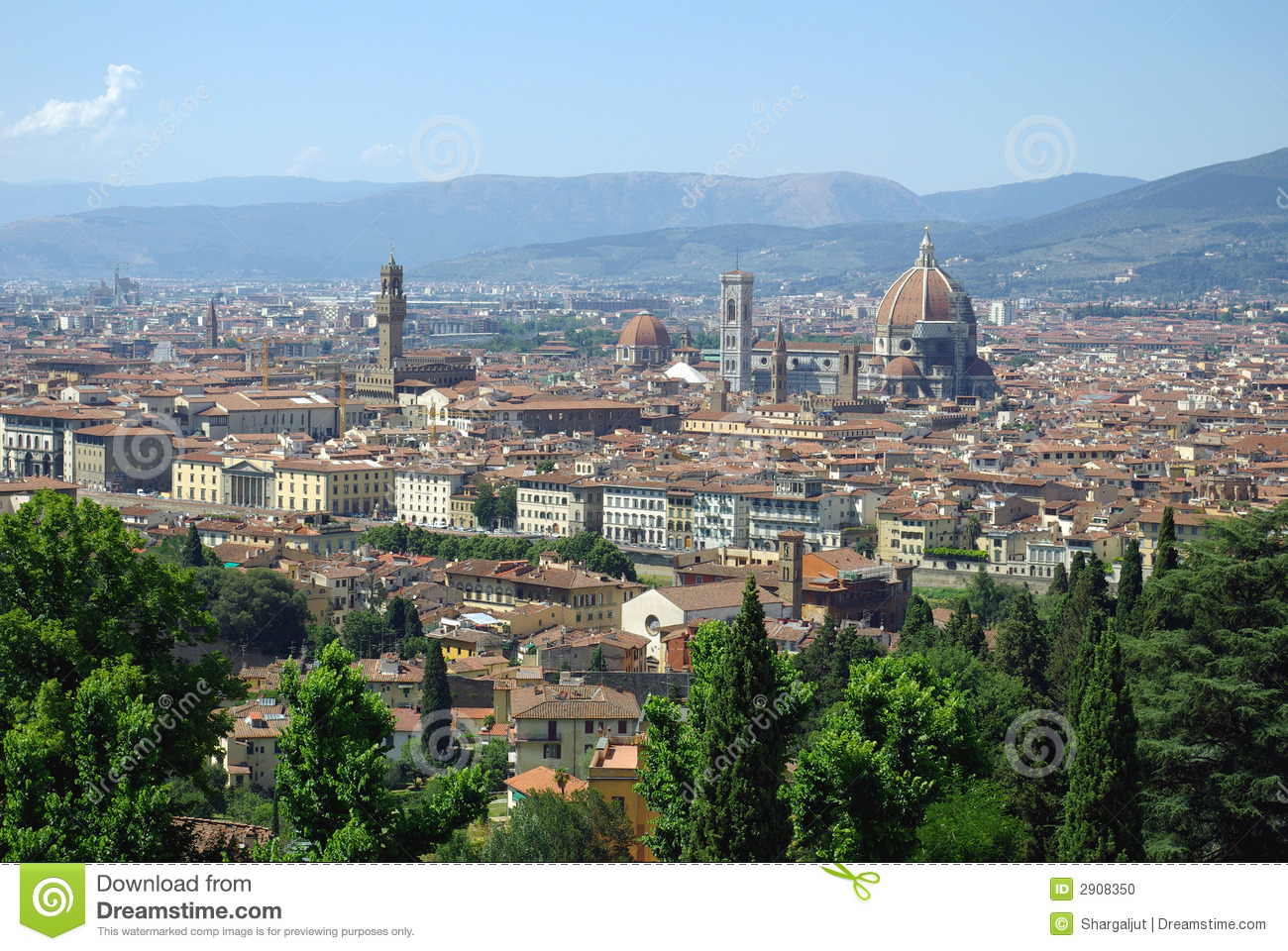 Florence tuscany italy royalty free stock image for Is florence in tuscany