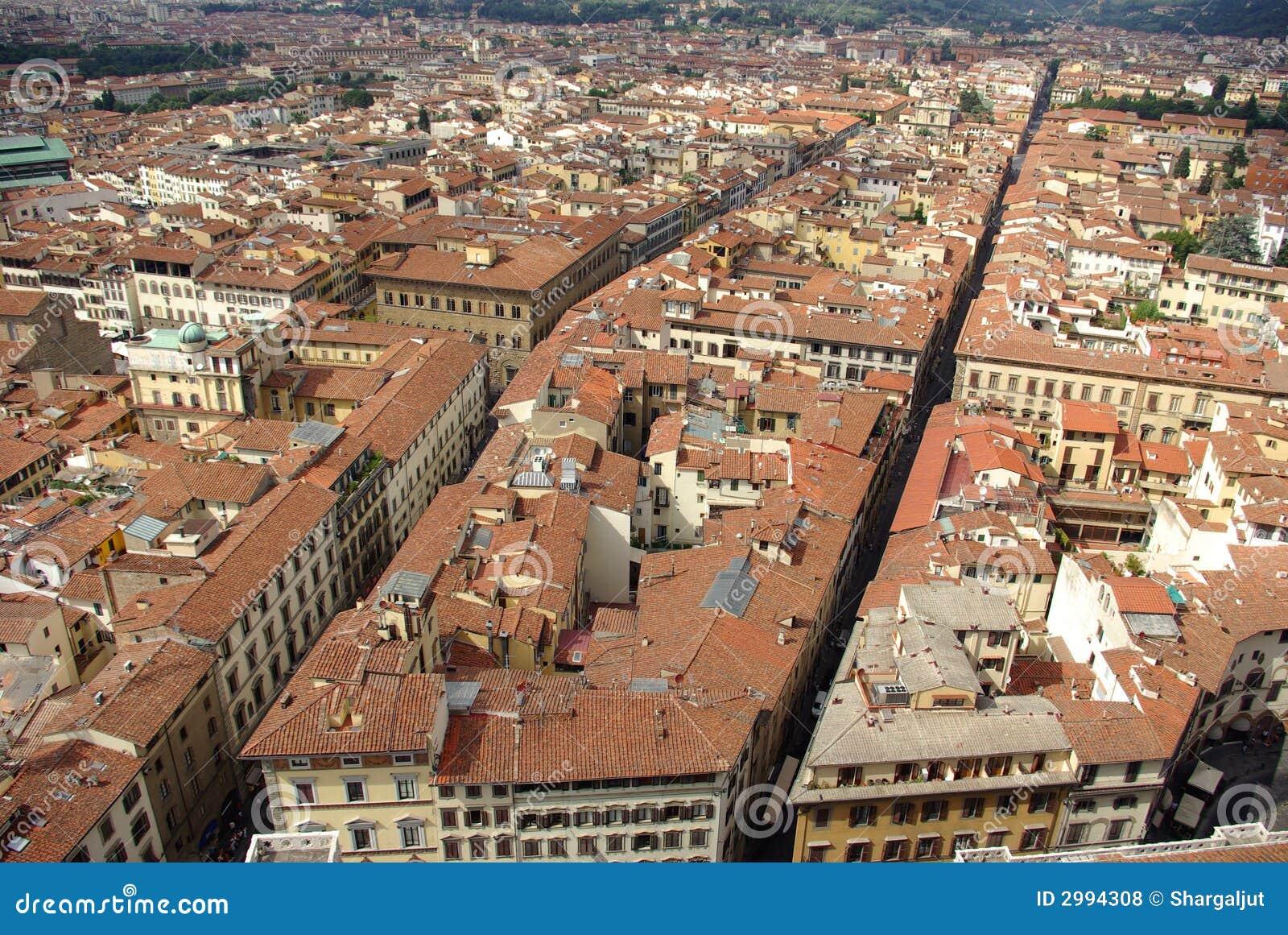 Florence Włoch Toskanii