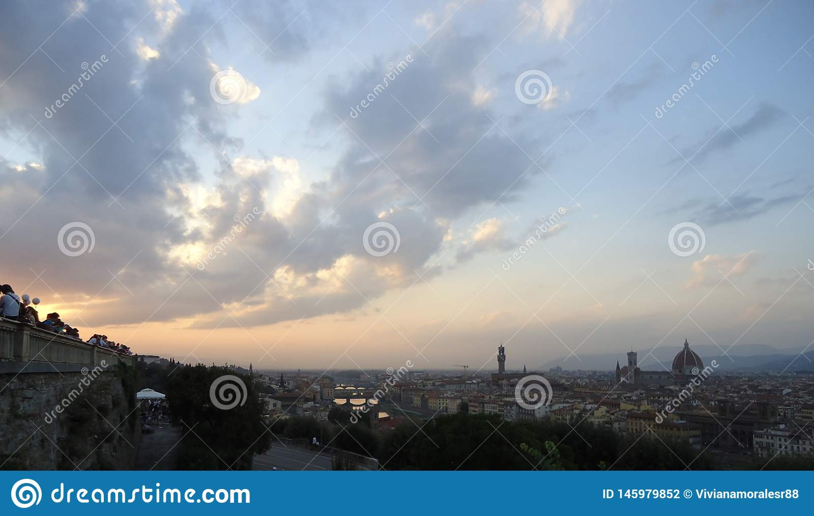 Florencja od wierzchołka