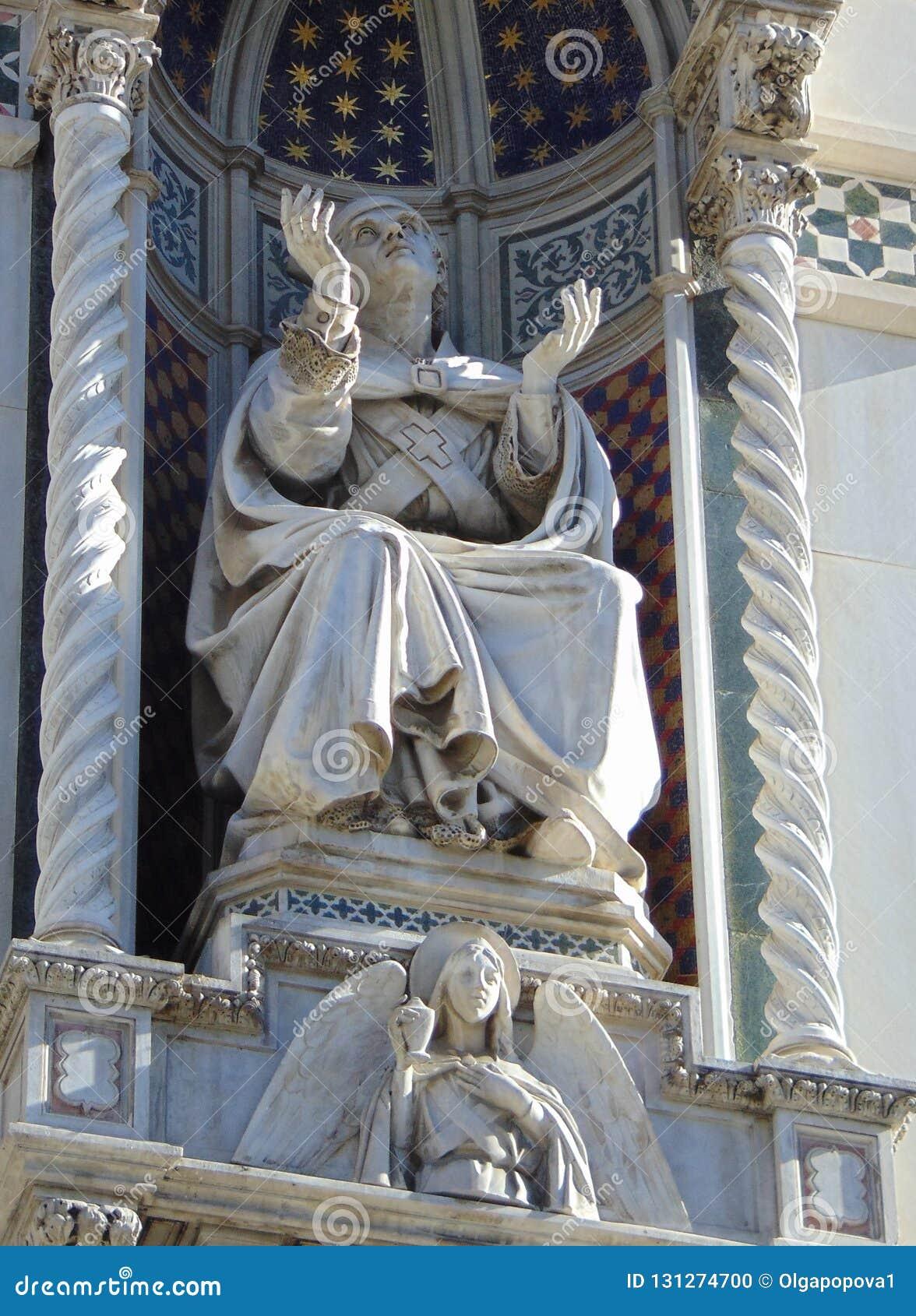 Florencja Tuscany Włochy, Florencja Duomo Katedralny Cattedrale Santa Maria Del Fiore, katedra Świątobliwy Mary kwiaty