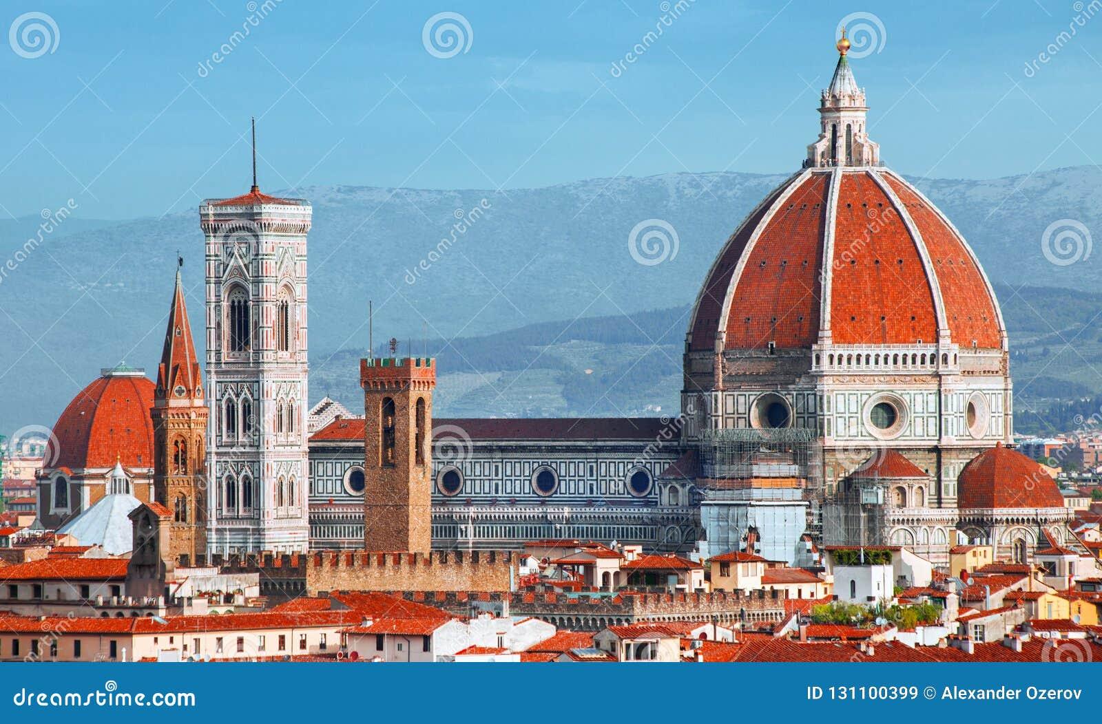 Florenz-Kathedrale Duomo