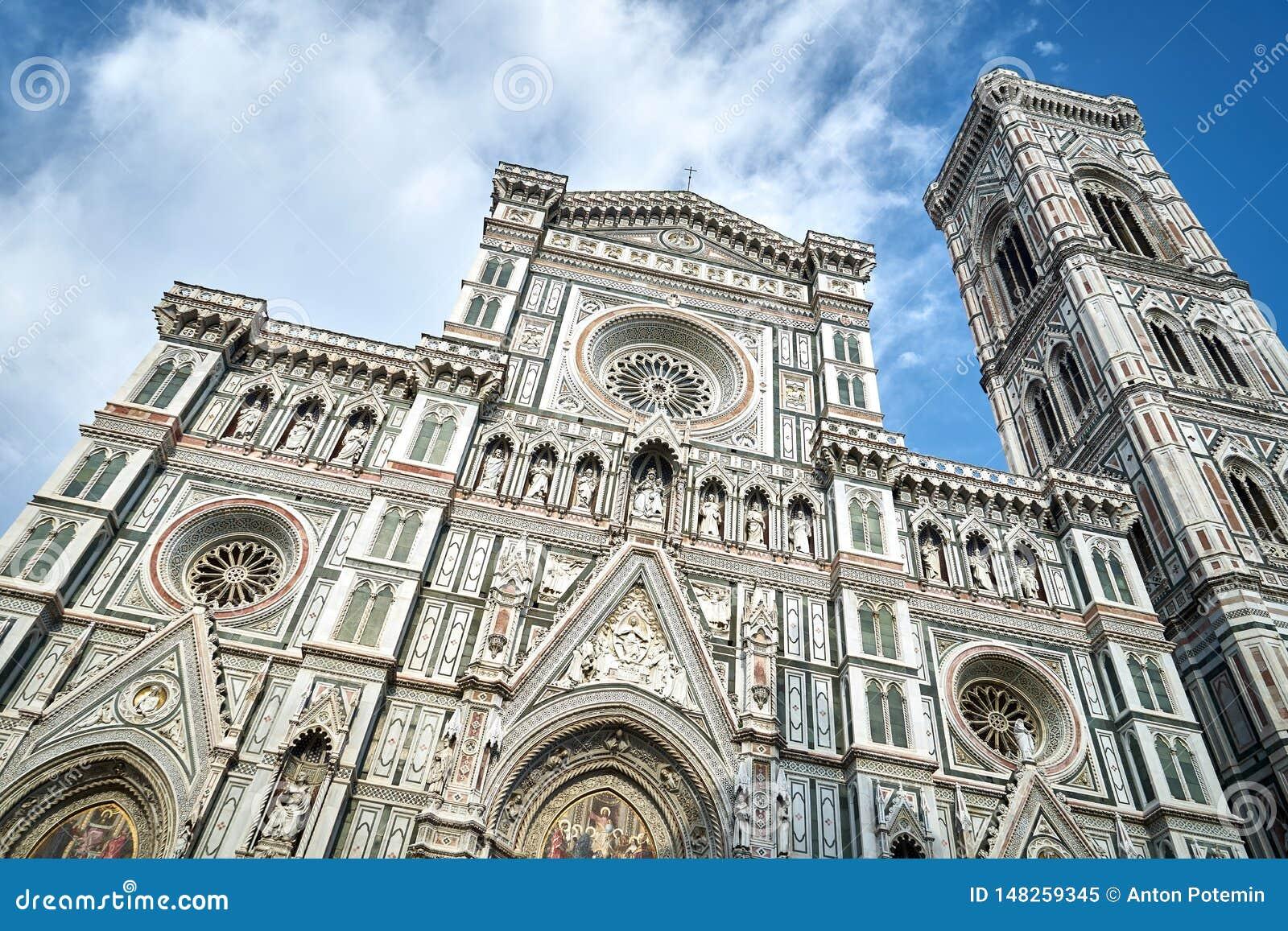 Florenz-Kathedrale Santa Maria del Fiore, Toskana, Italien