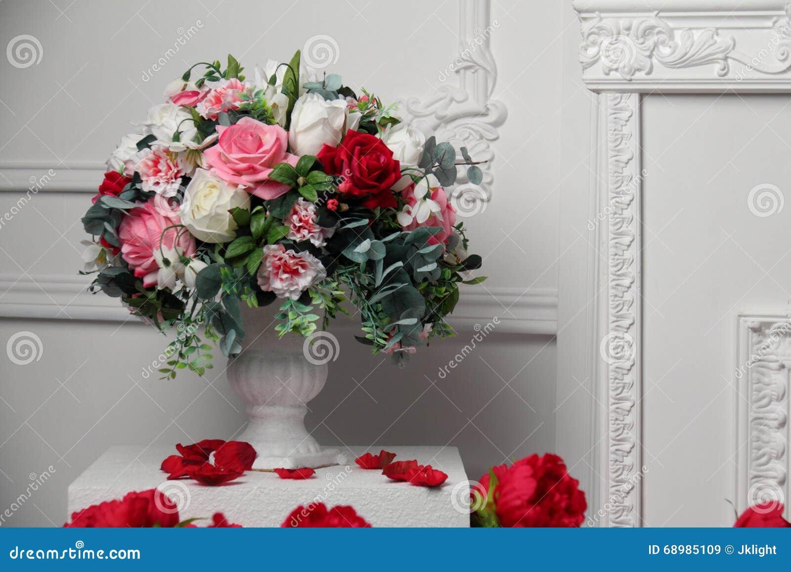 Florero de flores