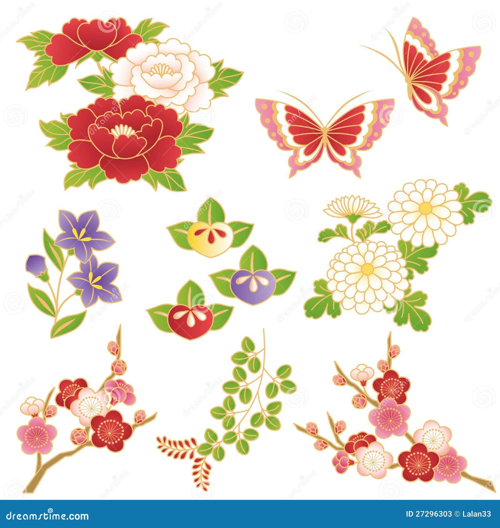 Flores chinas fotos de archivo imagen 27296303 - Rosas chinas ...