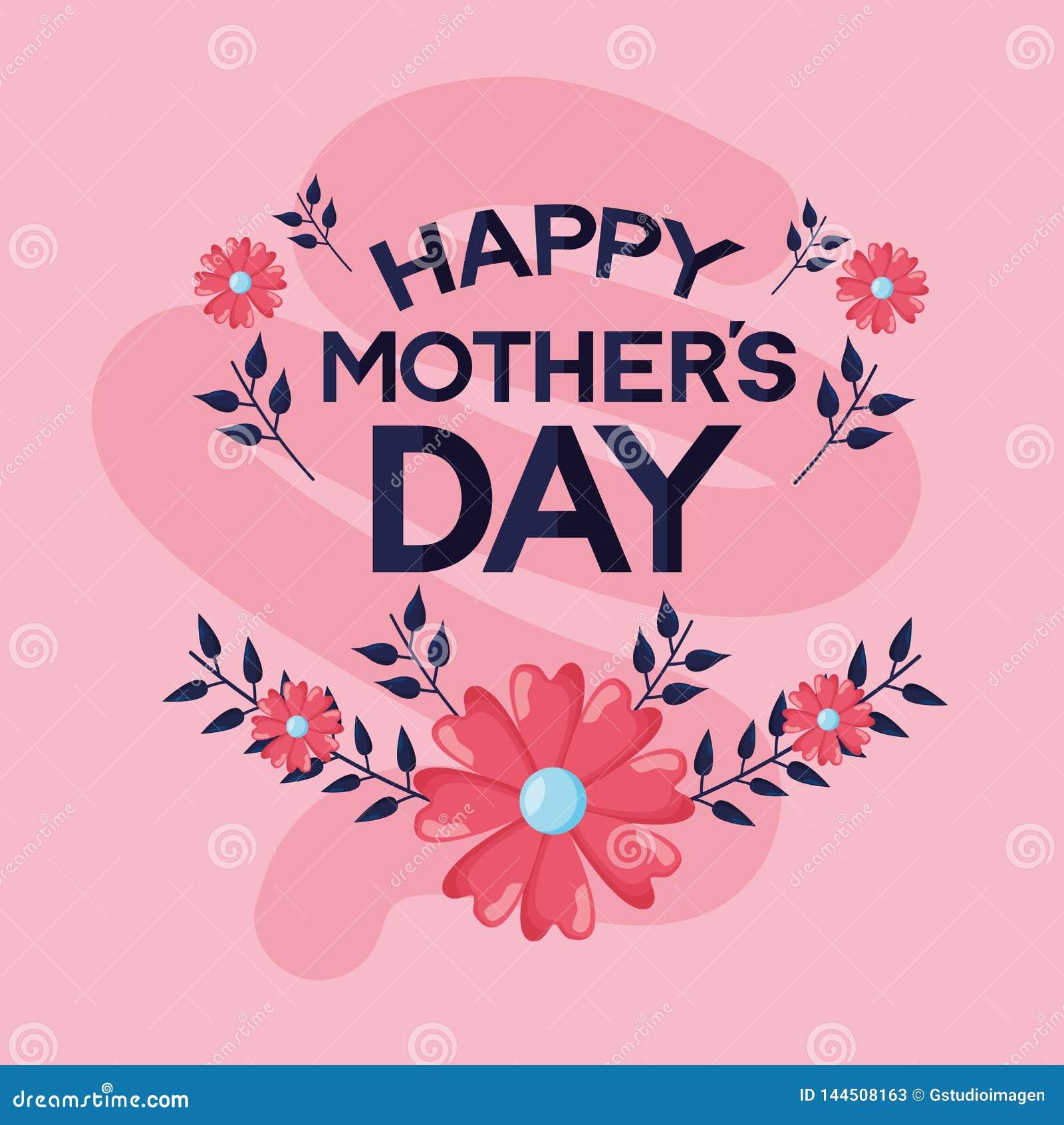 Flores del d?a de madres