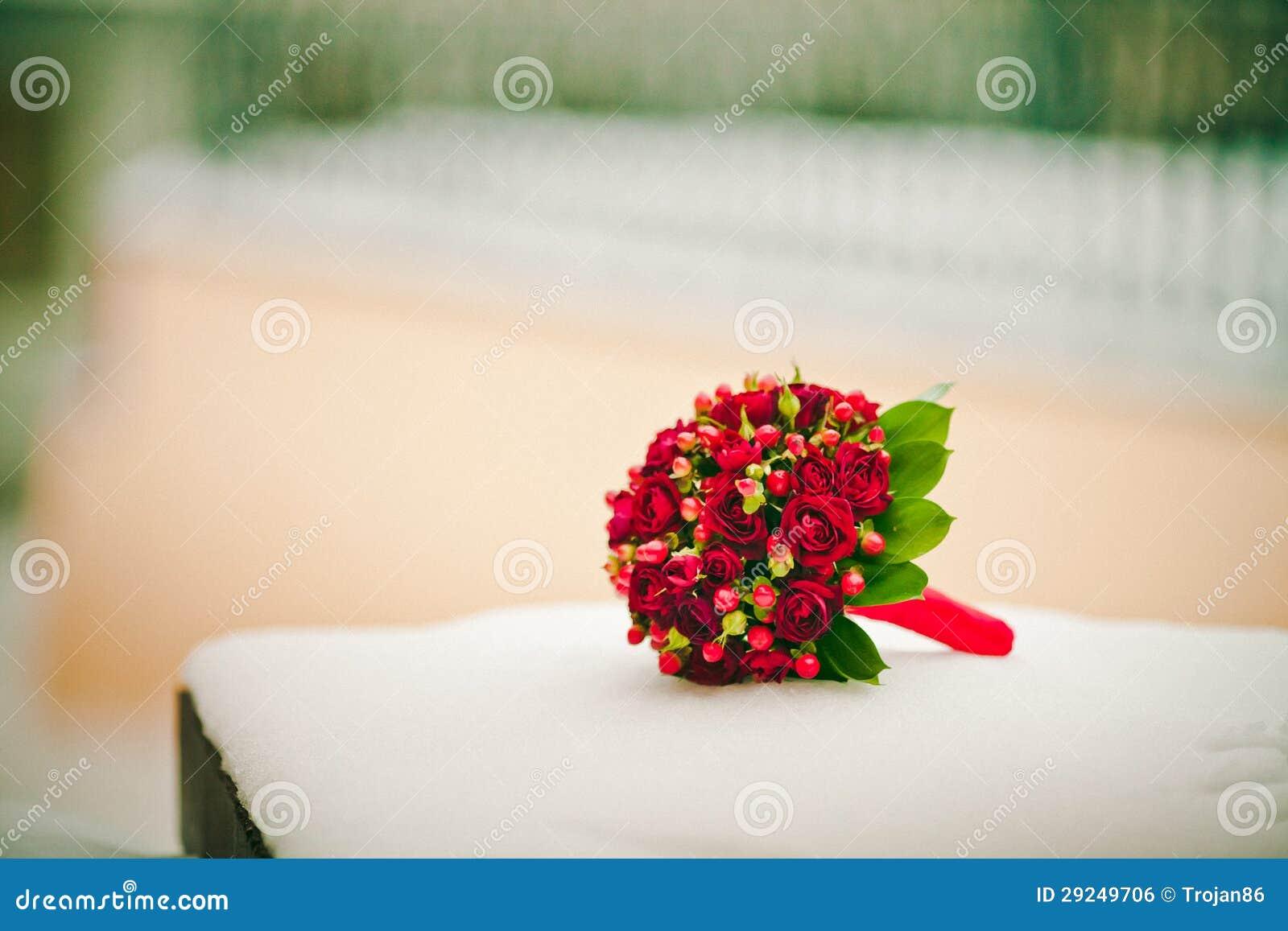 Download Flores do casamento foto de stock. Imagem de projeto - 29249706