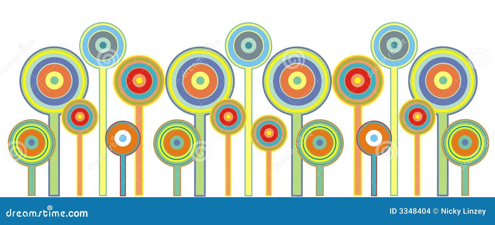 Flores do Lollipop