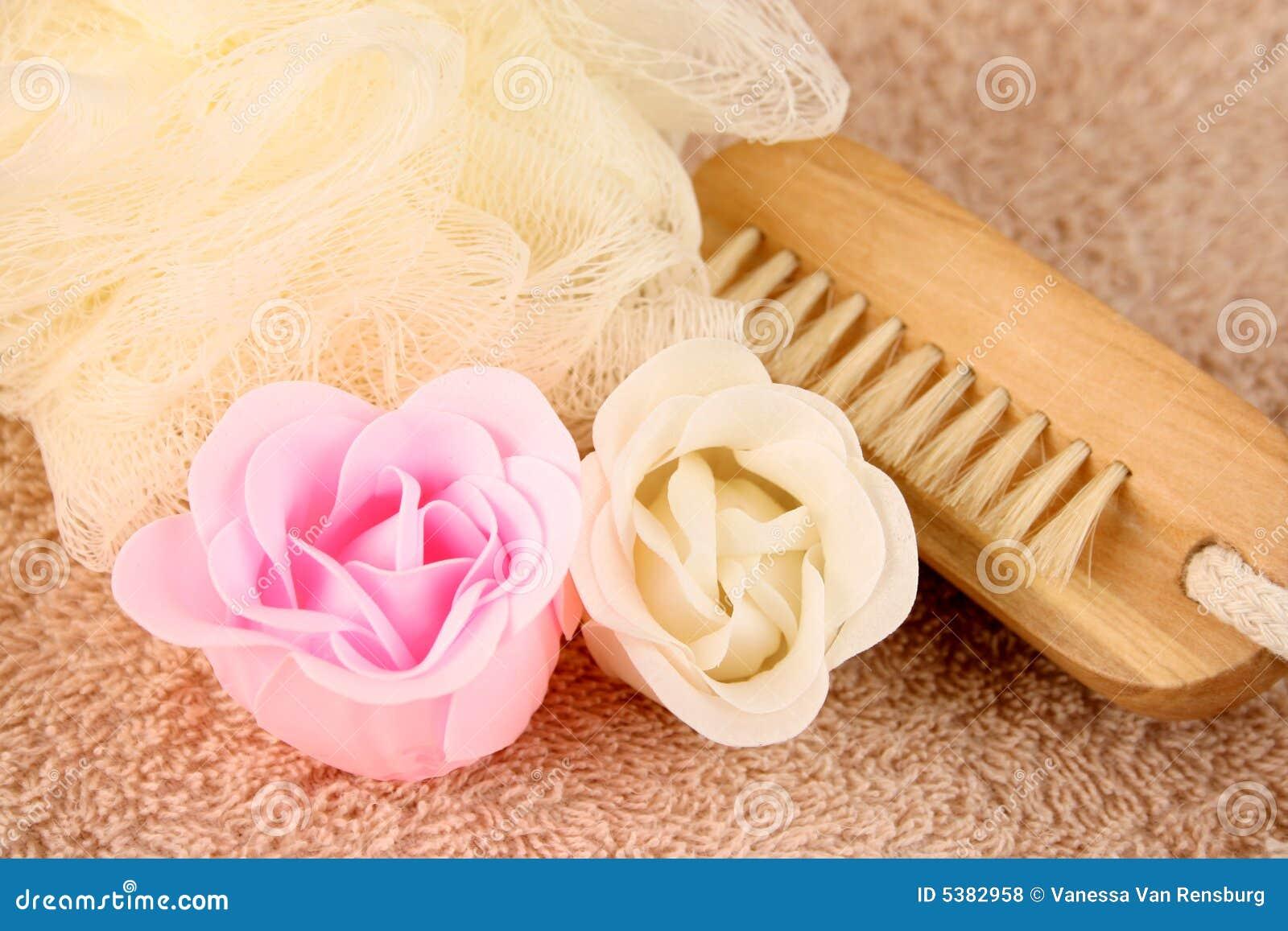 Flores do sabão