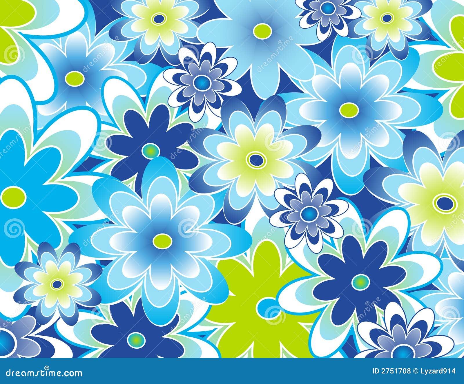 Flores florecientes