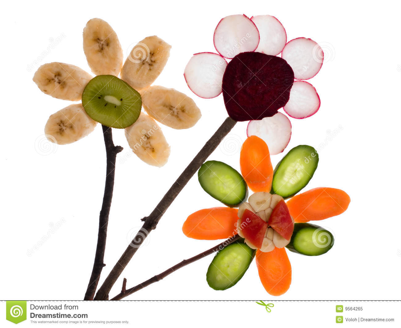 Flores hechas con frutas black hairstyle and haircuts